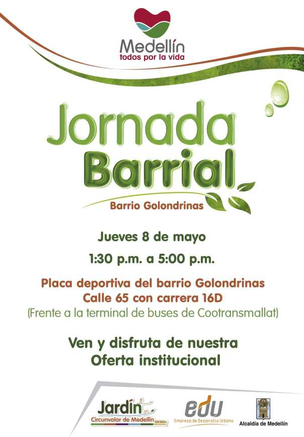 Jornada Barrial JCM 01