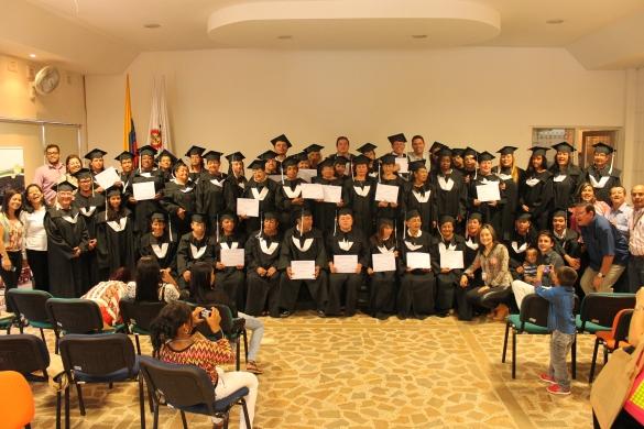 Graduación Escuela de Líderes