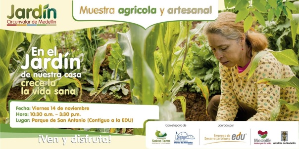 Muestra agrícola y artesanal