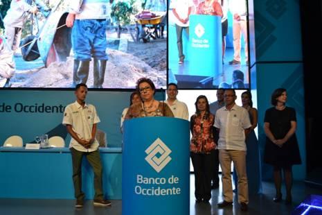 Ceremonia de entrega del premio, Barranquilla 4 de junio de 2015