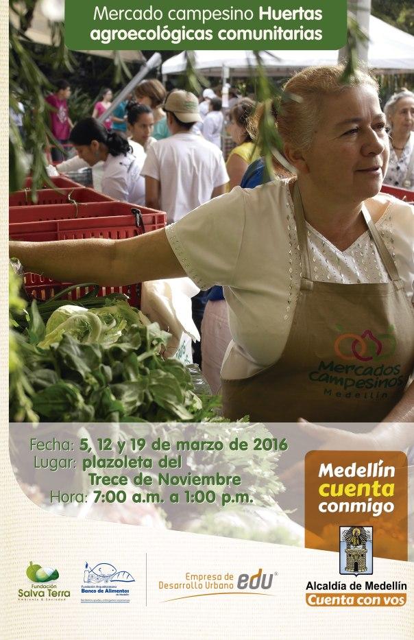 Mercados Campesinos - Barrio Trece de Noviembre